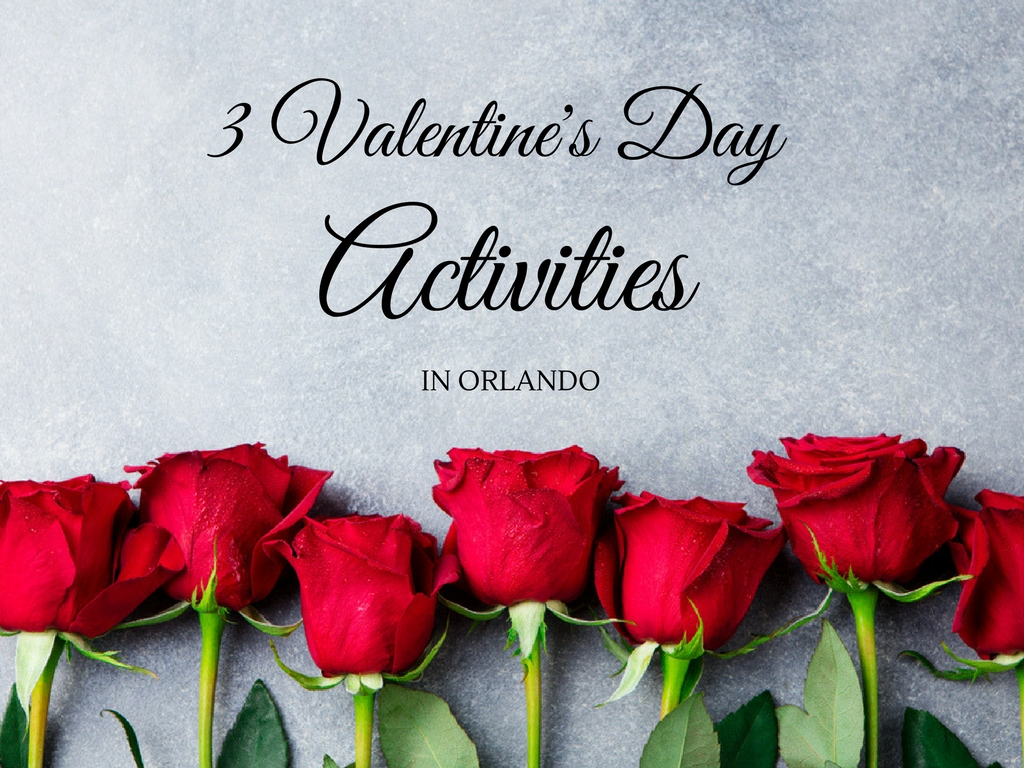 Love is in Orlando: 3 Unique Valentine's Day Date Ideas | Rosen ...