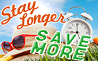 stay longer and save more