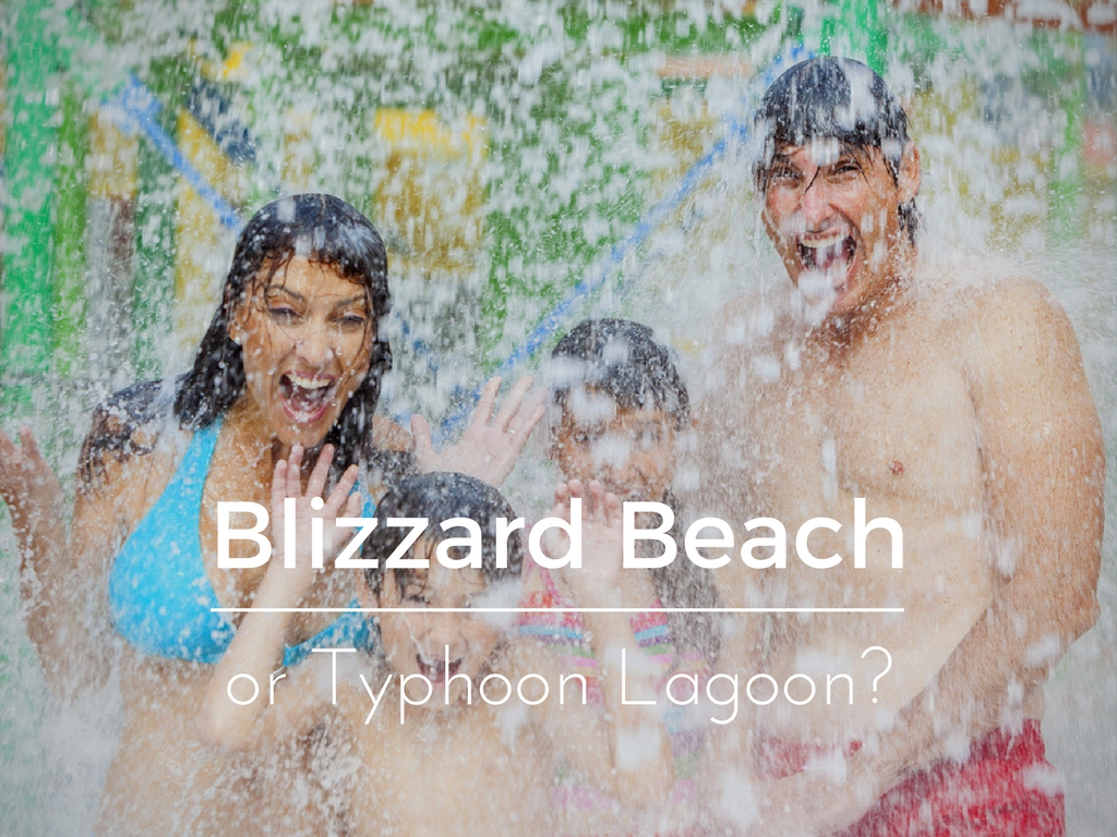 Blizzard Beach Or Typhoon Lagoon Which Is A Better Fit For Your