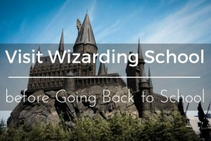 wizarding school of harry potter