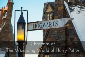 Christmas atThe Wizarding World of Harry Potter
