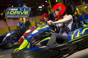 High Speed Thrills at I Drive NASCAR