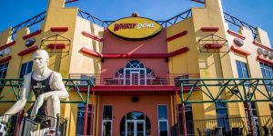 Whirley Dome Orlando