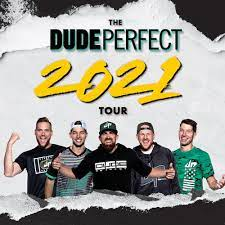 Dude Perfect 2021 Tour at Amway Center